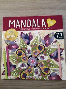 Malbuch für Erwachsene - Mandalas (72 Motive)
