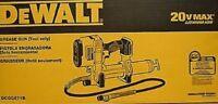 DeWalt DCGG571B 20V MAX Lithium Ion Cordless Grease Gun (Bare Tool) - BRAND NEW