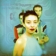 SNEAKER PIMPS - BECOMING X NEW CD