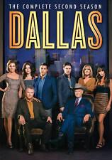 DVD: Dallas: Season 2, . Very Good Cond.: Steve Kanaly, Ken Kercheval, Victoria