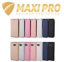 NUEVO Samsung Galaxy S8 S8 Plus Tarjeta Funda Libro Cartera maxipro™