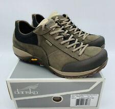 Dansko Women Paisley Waterproof Leather Walking Shoes Chocolate EU 42 US 11.5-12