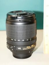 Nikon AF-S DX Nikkor 18-105mm f/3.5-5.6G ED VR Zoom Lens for DSLR Cameras