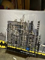 Dept 56 Hot Properties Village 2019 DC COMICS WAYNE MANOR 6002318 BATMAN. NEW!