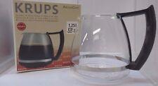 Krups  539-42   10 Cup Coffee  Carafe  Aroma Cafe