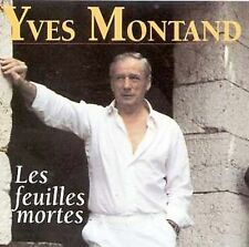 Montand, Yves : Les Feuilles Mortes CD