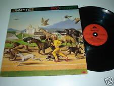 RANDY PIE Fast / Forward -1977 LP krautrock Rattles EX+