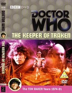 Doctor Who - The Keeper of Traken (Special Edition - Region 2 & 4 Europe/Aust/NZ