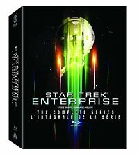 Star Trek: Enterprise: The Complete Series [Blu-ray] *BRAND NEW*