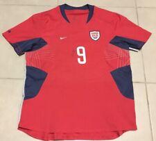 Rare Vintage Red Nike USA USWNT Mia Hamm Olympics Soccer Jersey Women's Sz L