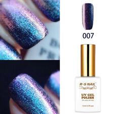 RS Nail Chameleon UV Gel Nail Polish Soak Off LED Manicure Varnish 0.5oze 007