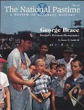2003 The National Pastime Review of Baseball History by SABR Used PB Book #23