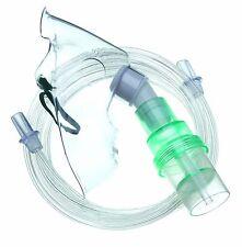Adult Size Oxygen Inhaler Mask Medical First Aid Nebuliser Inhalator