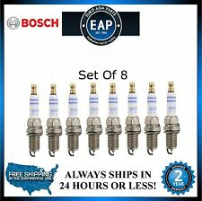 For 2003-2006 Cayenne Turbo 4.5L 4511CC V8 Spark Plugs Set Of 8 New