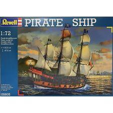 Revell 05605 escala 1:72 Barco Pirata kit modelo de barco