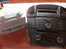Vauxhall insignia radio cd300 cdplayer display clima mando de 13332702 13273095