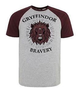 Harry Potter - Gryffondor Bravoure - Homme T-Shirts