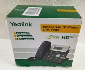 Yealink SIP-T20P Two Line IP Enterprise HD Phone