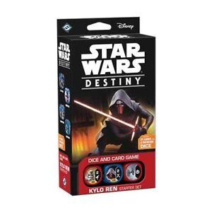 Star Wars Destiny Kylo Ren Starter Set: Star Wars Destiny: Brand New