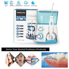 Waterpulse Water Jet Oral Irrigator Teeth Dental Water Flosser 10 Pressure V300