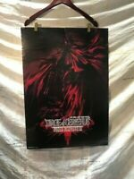 "Final Fantasy 7: Dirge of Cerberus  28"" rare OFFICIAL PS2 video game Poster"