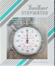 Hanhart Stopwatch Stoppuhr - wie NEU -