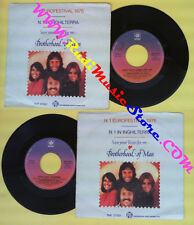 LP 45 7'' BROTHERHOOD OF MAN Save kisses for me Let's love together no cd mc*dvd