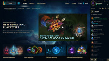 League of Legends Account (EUNE)
