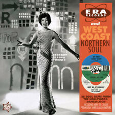 "ERA RECORDS & WEST COAST NORTHERN SOUL ""28 GEMS FROM THE HOLLYWOOD DANCEFLOR"" CD"