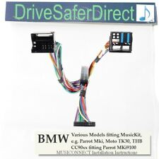 MC0441 MusiConnect non SOT Parrot MKi9100,MKi9200 BMW