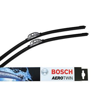 Audi A4 B7 Saloon Bosch Aerotwin Front Window Windscreen Wiper Blades