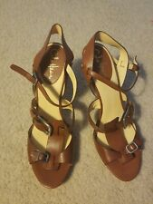 New Cole Haan Collection Gia Sandal Woodbury Size 10
