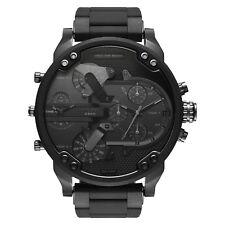 Diesel DZ7396 Mr Daddy 2.0 Men Wrist Watch - Black