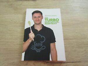 Das Turbo Stoffwechsel Rezeptbuch- Jasper Caven