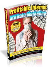 PROFITABLE INTERNET AFFILIATE MARKETING PDF EBOOK RESALE RIGHTS