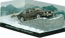 JAMES BOND,Aston Martin V8 - Skis, Living Daylights, 1/43 Model Car.