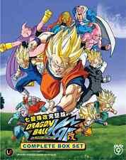 DVD Dragon Ball Z Kai Complete Box Set    七龍珠改完整版