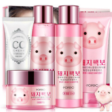 Rorec Yogurt and Pig Extract Tender Nourishing Skin Care Set