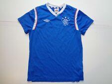 Glasgow Rangers 2011-12 home football shirt - large boys jersey 11-12 years