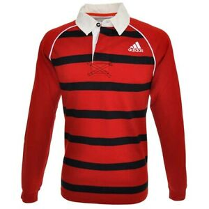 Adidas - 16TH L.S. HP JERSEY - POLO RUGBY - art.  X11875