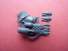 Space Marine cataphractii terminator heavy flamer-Bits-traición en calth