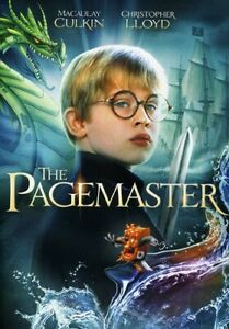The Pagemaster [New DVD] Full Frame, Ac-3/Dolby Digital, Dolby, Repackaged, Su