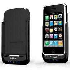 BATTERIA ESTERNA 2000MAH ORIGINALE MILI APPLE IPHONE 2G 3G 3GS NERO POWER PACK
