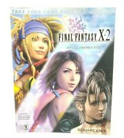 Final Fantasy X-2 Official Brady Games Strategy Game Guide