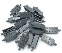 NEW Parts ~ 4x6x1.6 Dark Gray Nose w// 90 Degree Front Lego Bricks 1