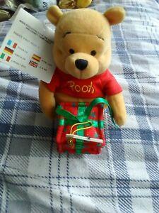 Disney mini bean bag baby first pooh 8 inch