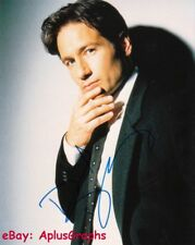 DAVID DUCHOVNY.. The X-Files Sexy Stud - SIGNED