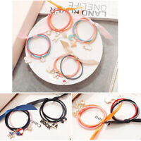 Korean Style Women Elastic Hair Ties Band Rope Ring Ponytail Holder Hair Jewelry