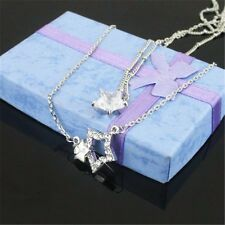 You're Beautiful KPOP Drama Park Shin Hye Jung Yong Hwa Star Rhinestone Necklace