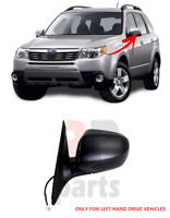 FOR SUBARU FORESTER 2008-2010 WING MIRROR ELECTRIC HEATED FOR PAINTING LEFT LHD